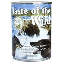 Taste of the Wild - Pacific Stream Canine Formula Confezione da 12