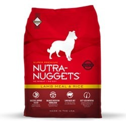 Nutra Nuggets - Lamb Meal e Rice Formula