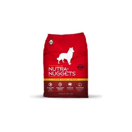 Nutra Nuggets - Lamb Meal e Rice Formula
